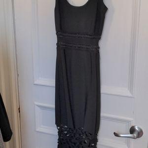 Black Band-Aid cocktail dress